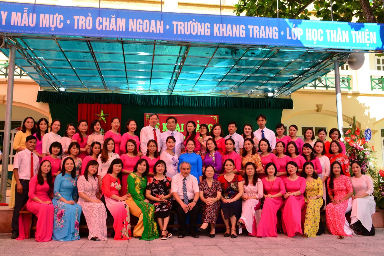 Trường THCS Trần Quốc Toản Phủ Lý - Hà Nam